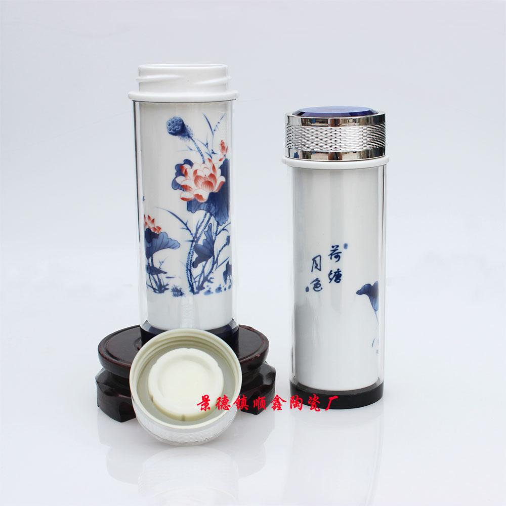 精品陶瓷保温杯 杯
